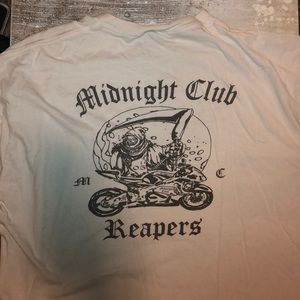Other - Midnight Club Reapers Motorcycle Club shirt